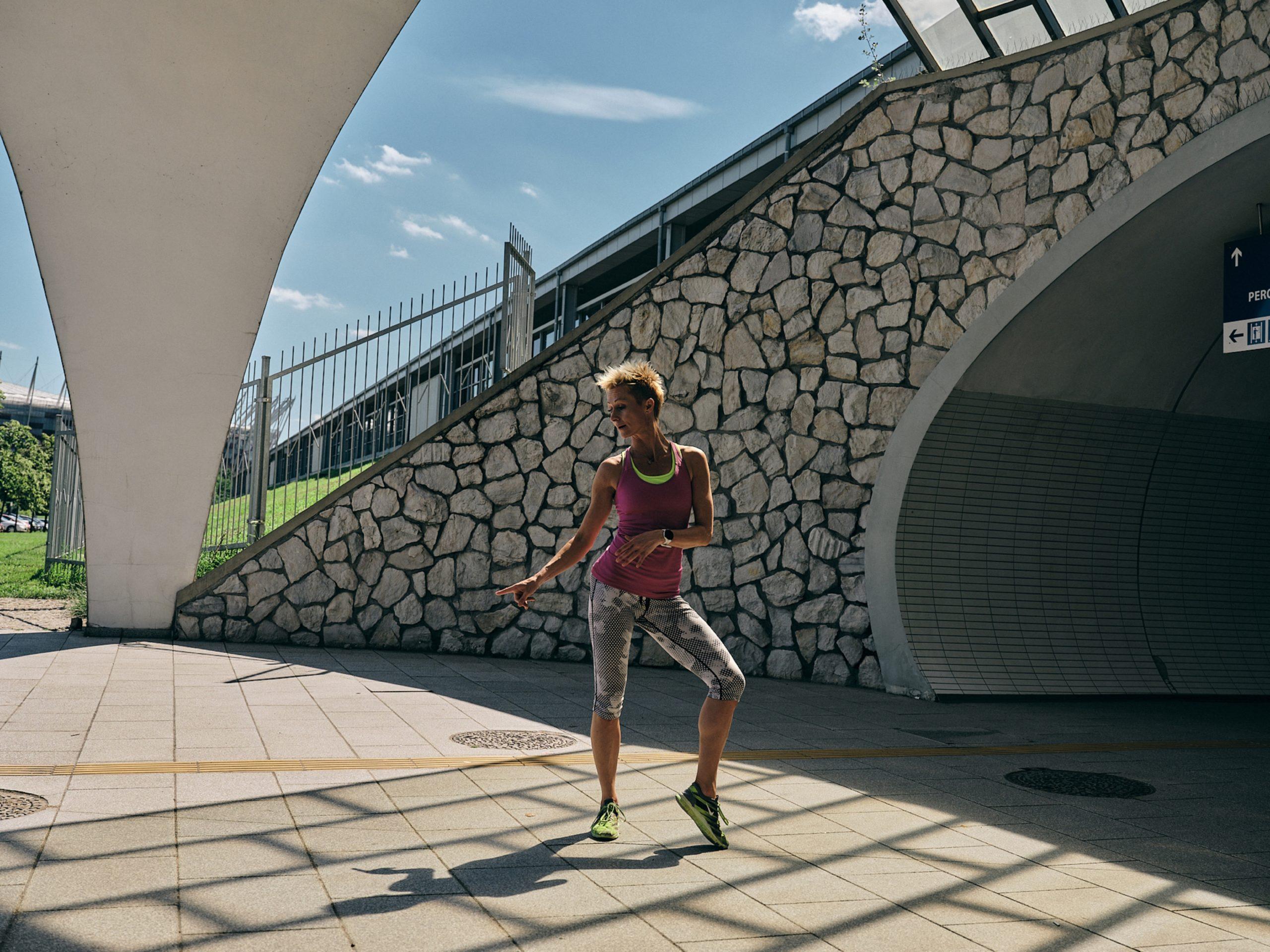 Trening outdoor